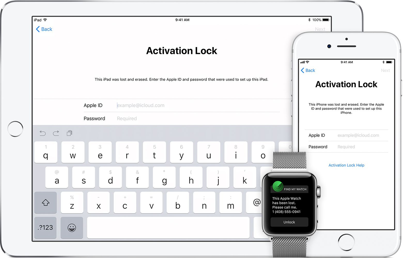 Find My iPhone Activation Lock | turn off find my IPHONE