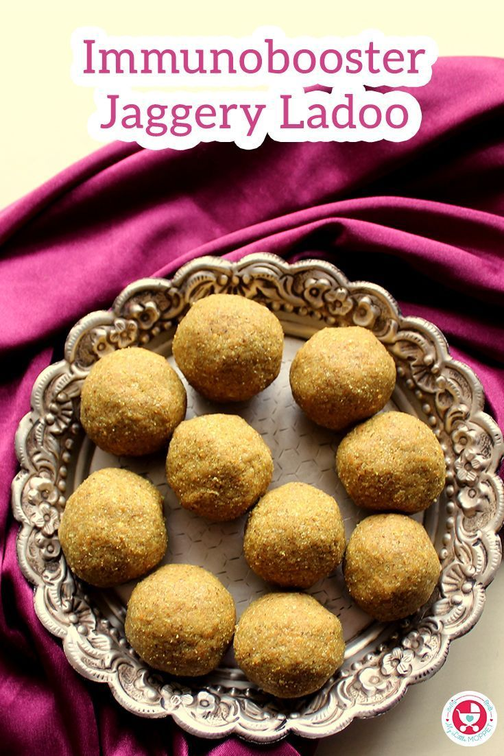 Immunobooster Jaggery Ladoo Recipe is a tasty way to boost