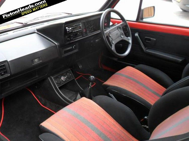 Golf Mk1 Seats Pesquisa Do Google Golf Mk1 Interior