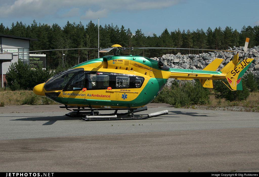 Scandinavian Air Ambulance Sweden Helicopter Ambulance Scandinavian