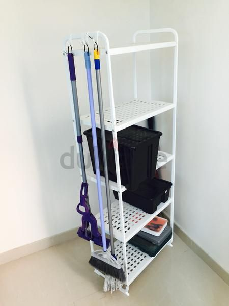 Dubizzle Dubai | Other: Ikea Kitchen Trolley, Room Divider, Metal