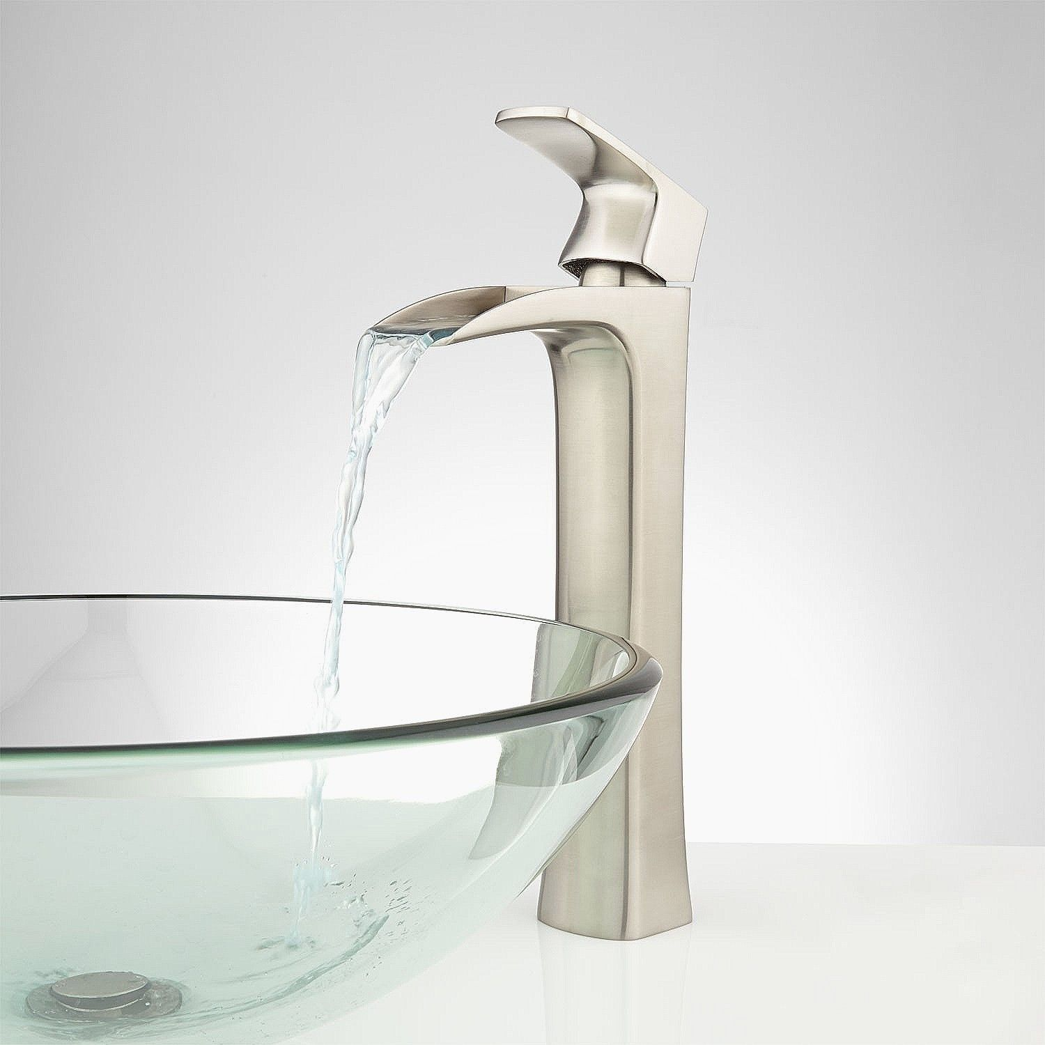 Phenomenal Pin By Home Furniture On Home Furniture One Vessel Sink Interior Design Ideas Helimdqseriescom