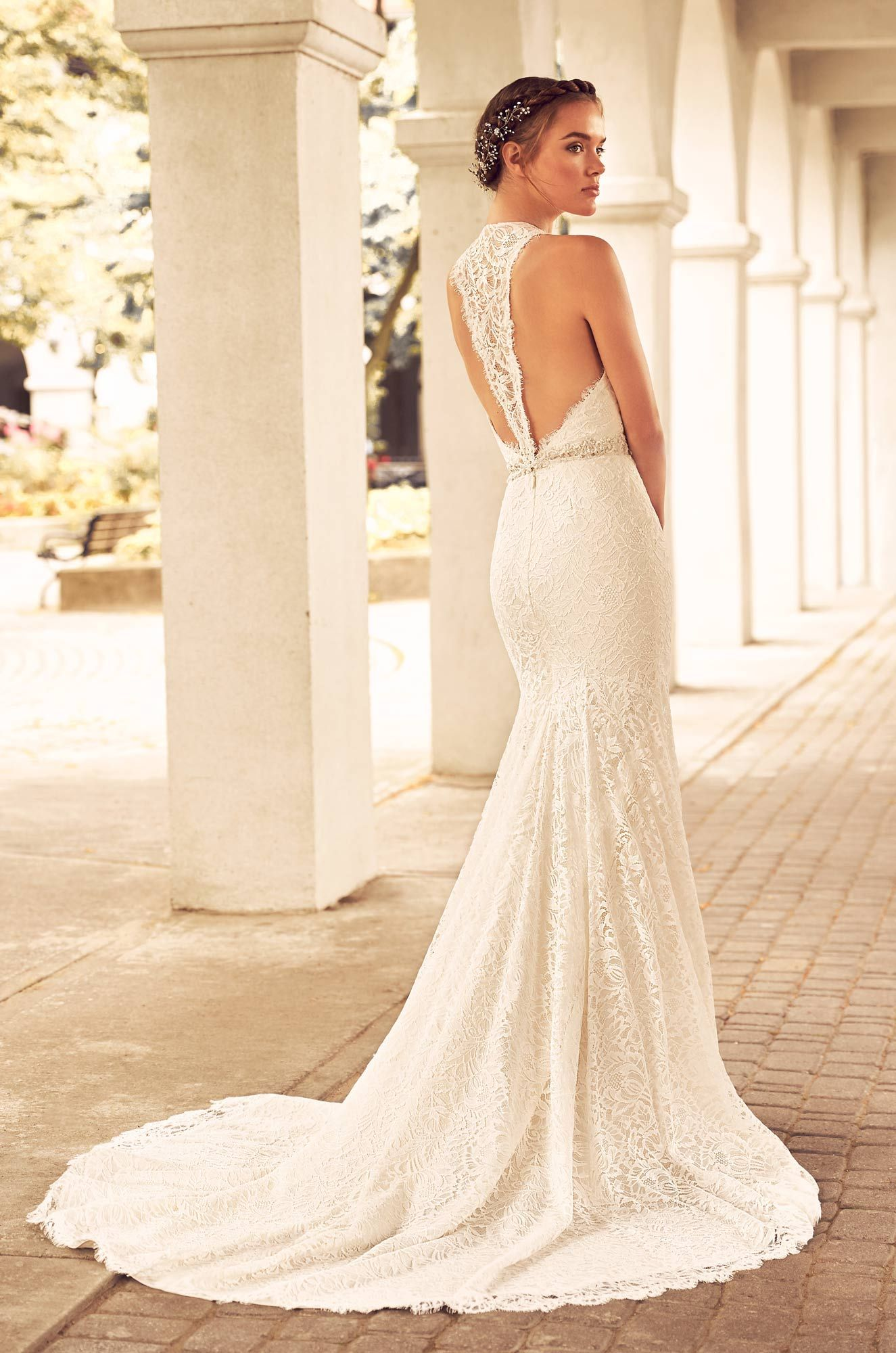 Full Wedding Dress Collection Paloma Blanca Racerback Wedding Dress Wedding Dresses For Girls Wedding Dress Styles