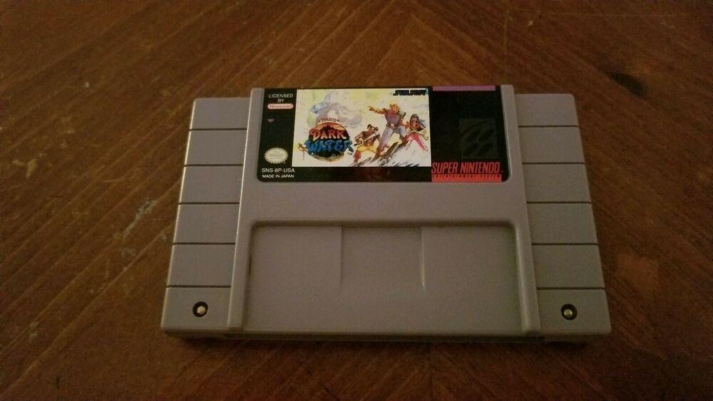 Pirates of Dark Water (Super Nintendo Entertainment System, 1994
