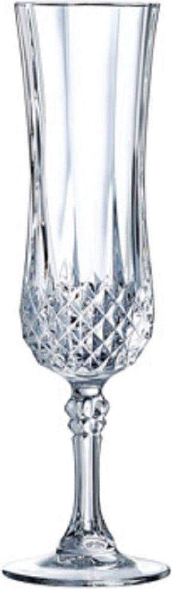 Arcoroc Westloop - Champagneglas - 14cl - (Set van 6)