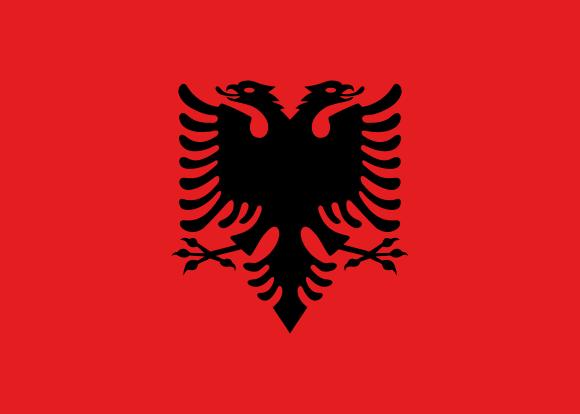 Albania Flag Albania Flag Albania Country Albania
