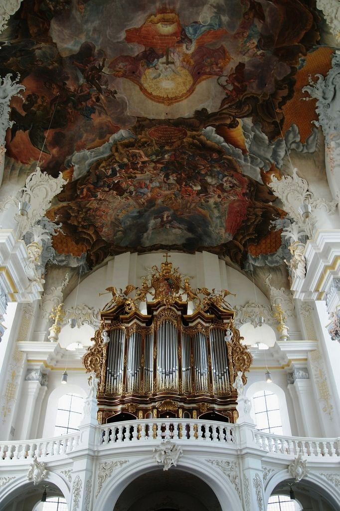 Architecture Moodboard Aesthetic Paulinus Germany Church Posted Months Tagged In 2020 Baroque Architecture European Architecture Design European Architecture