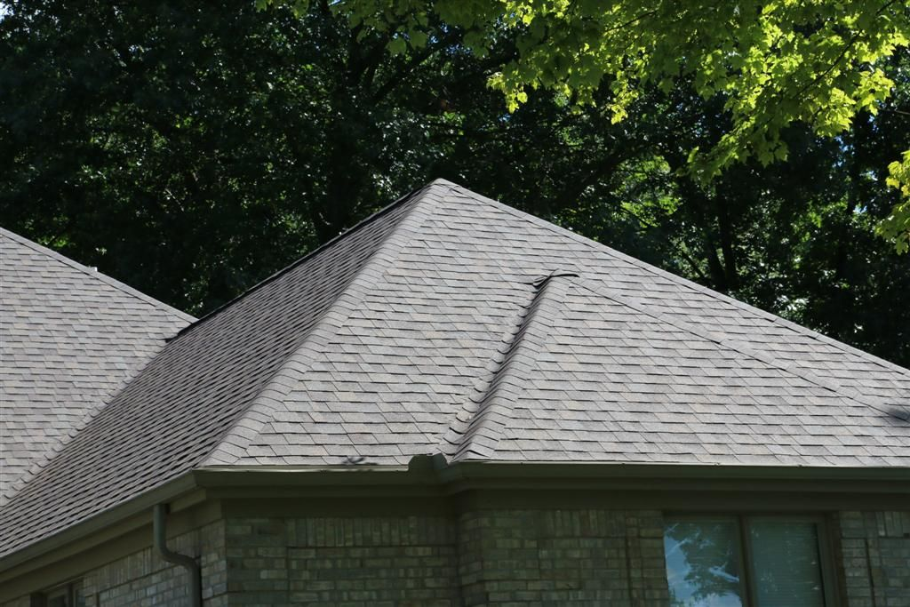 Pin By 4 Guys And A Roof On Real Customer Roofs Roofer Roofing Services House Styles
