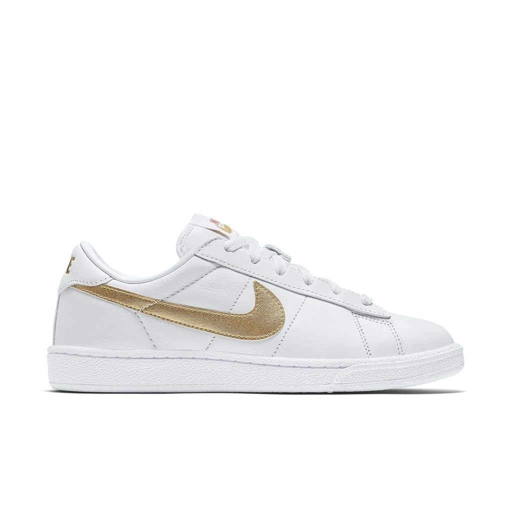 uk availability 9132b ae3d3 Nike Limited Edition White Gold Check Sneakers