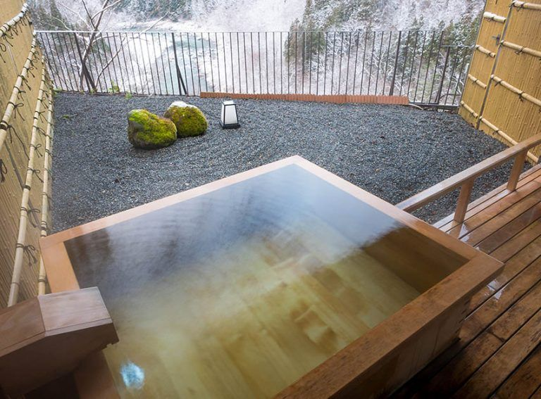 Japanese Soaking Tubs (Design Ideas)