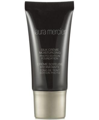 Laura Mecier Silk Crème Moisturizing Photo Edition Foundation