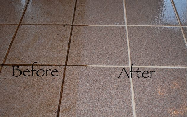 Years After You Furnished Your Floors With Tiles Dirt Could Later Mess Up Your Home Style Cleaning The Grout Stain Cleaning Floor Grout Clean Tile Tile Grout