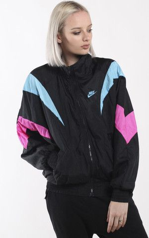 Vintage Nike Windbreaker Jacket | Nike windbreaker jacket