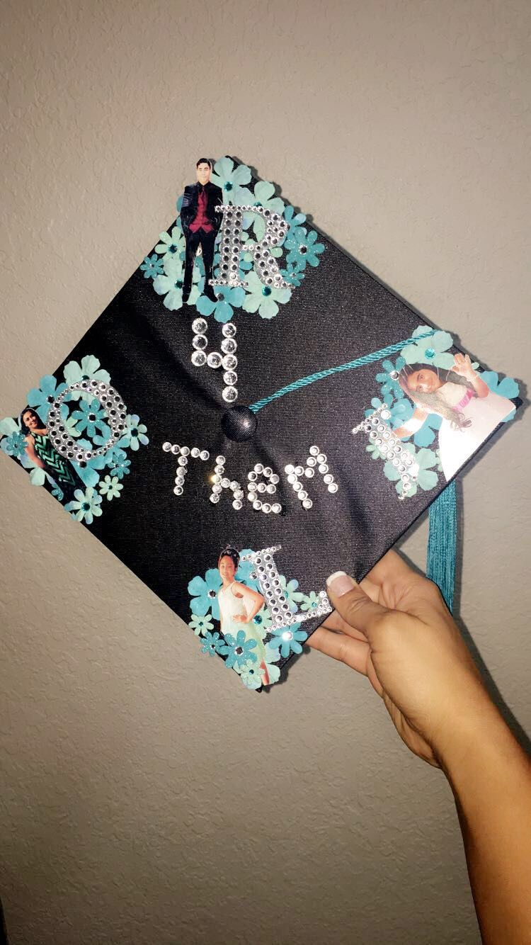 Graduation Cap I Did It For My Kids Graduation Pinterest