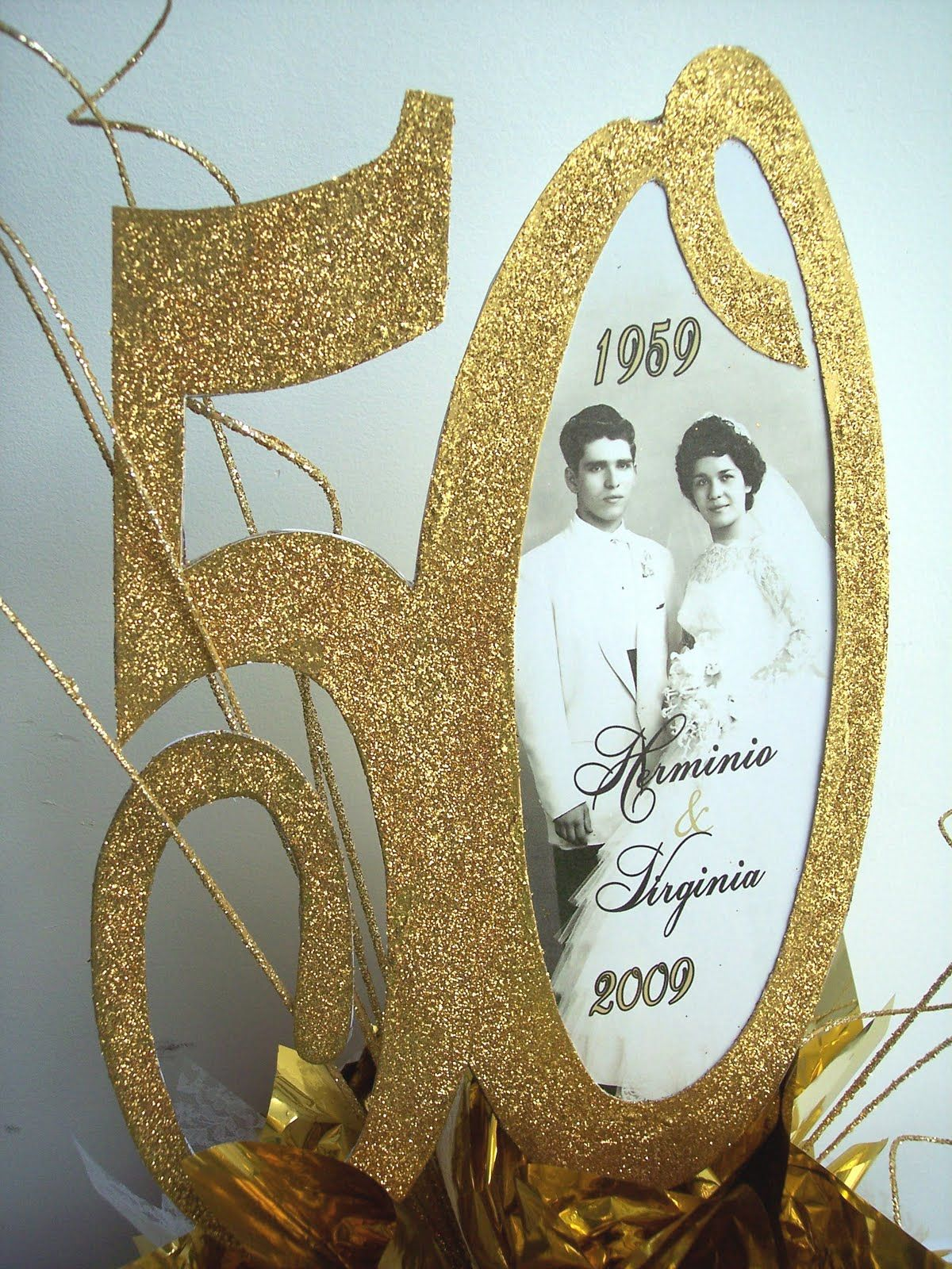 Decoration ideas for 40th wedding anniversary  Designs by Ginny th Anniversary Centerpiece  Letus Party