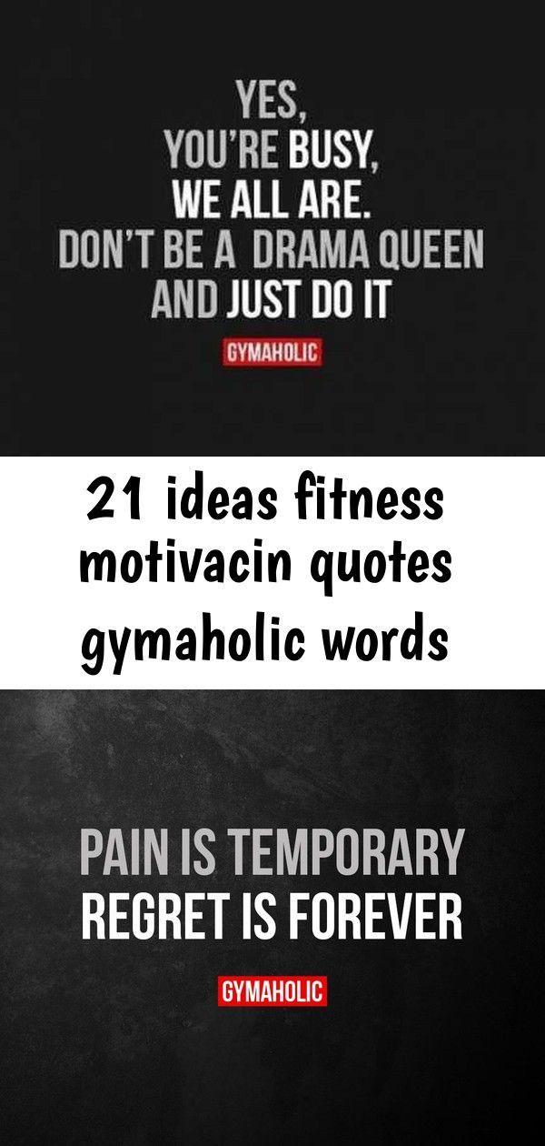 #Fitness #Gymaholic #Ideas #motivacin #quotes #words 21 ideas fitness motivacin quotes gymaholic wor...
