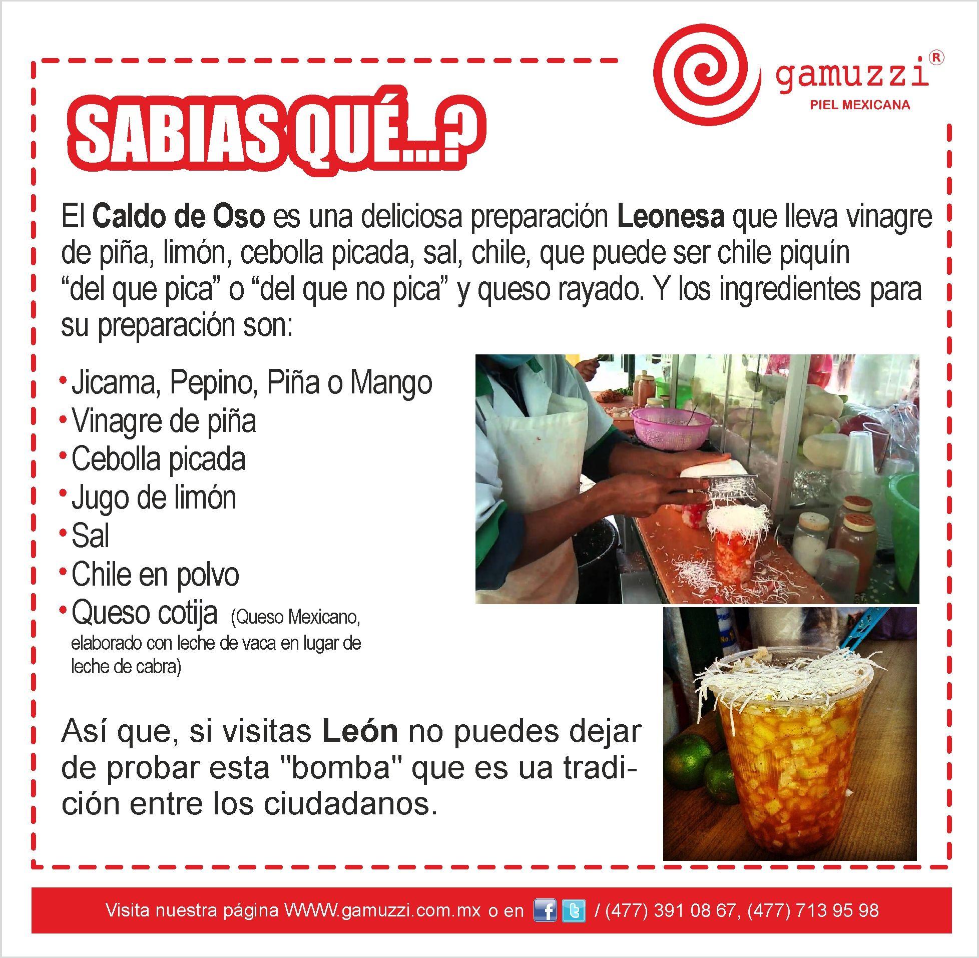 Caldo De Oso En Le 243 N Guanajuato M 233 Xico Yummy