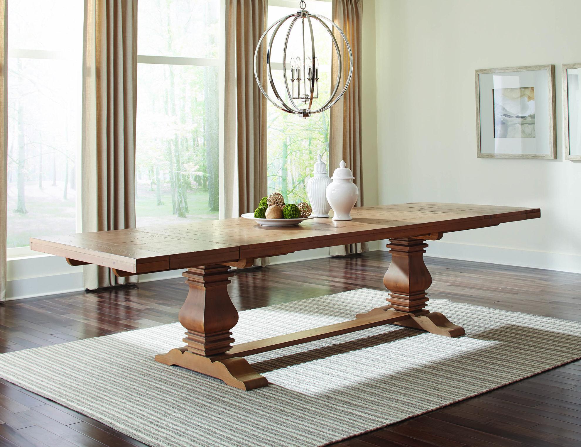 Donny Osmond Home Florence Solid Wood Dining Set 180201 10507