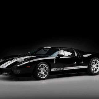 Ford Gt Is Up For Auction The Ever Whatever The Price Speeding Tickets Are Extra