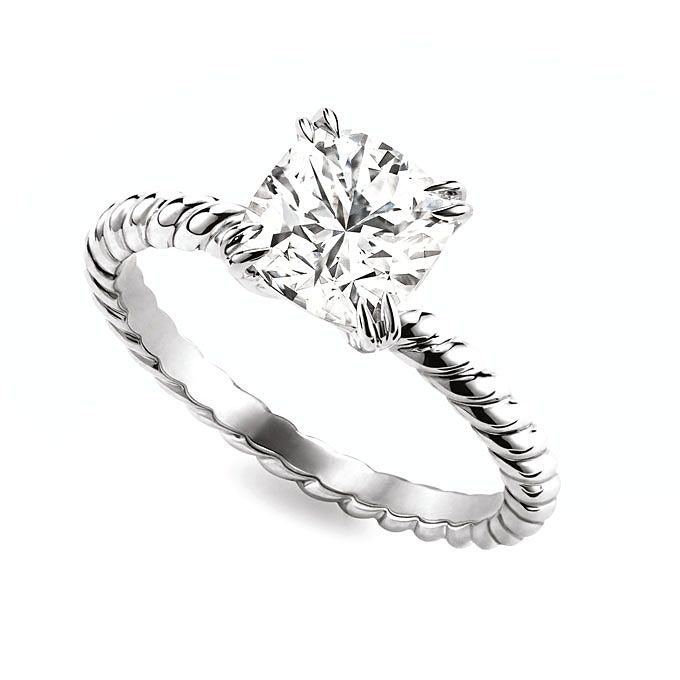 anna sheffield theda engagement ring - David Yurman Wedding Rings