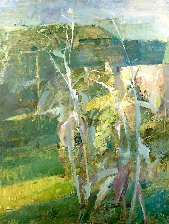 """""""Thistles"""", Fred Cuming"""