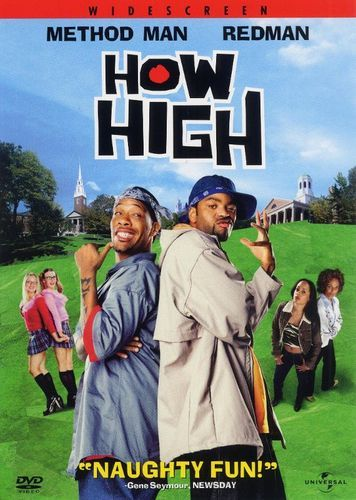 How High Dvd 2001 Best Buy Method Man Method Man Redman Full Movies