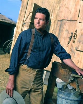 """Dale Midkiff in the movie """"Love Comes Softly"""""""