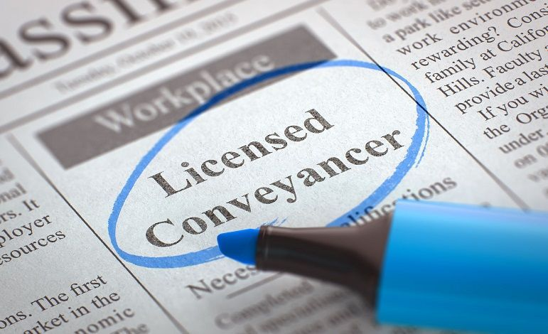 Conveyancing a safe deal of your property receptionist