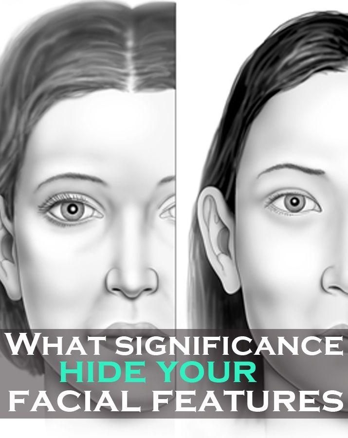 Your facial features can betray even the most hidden