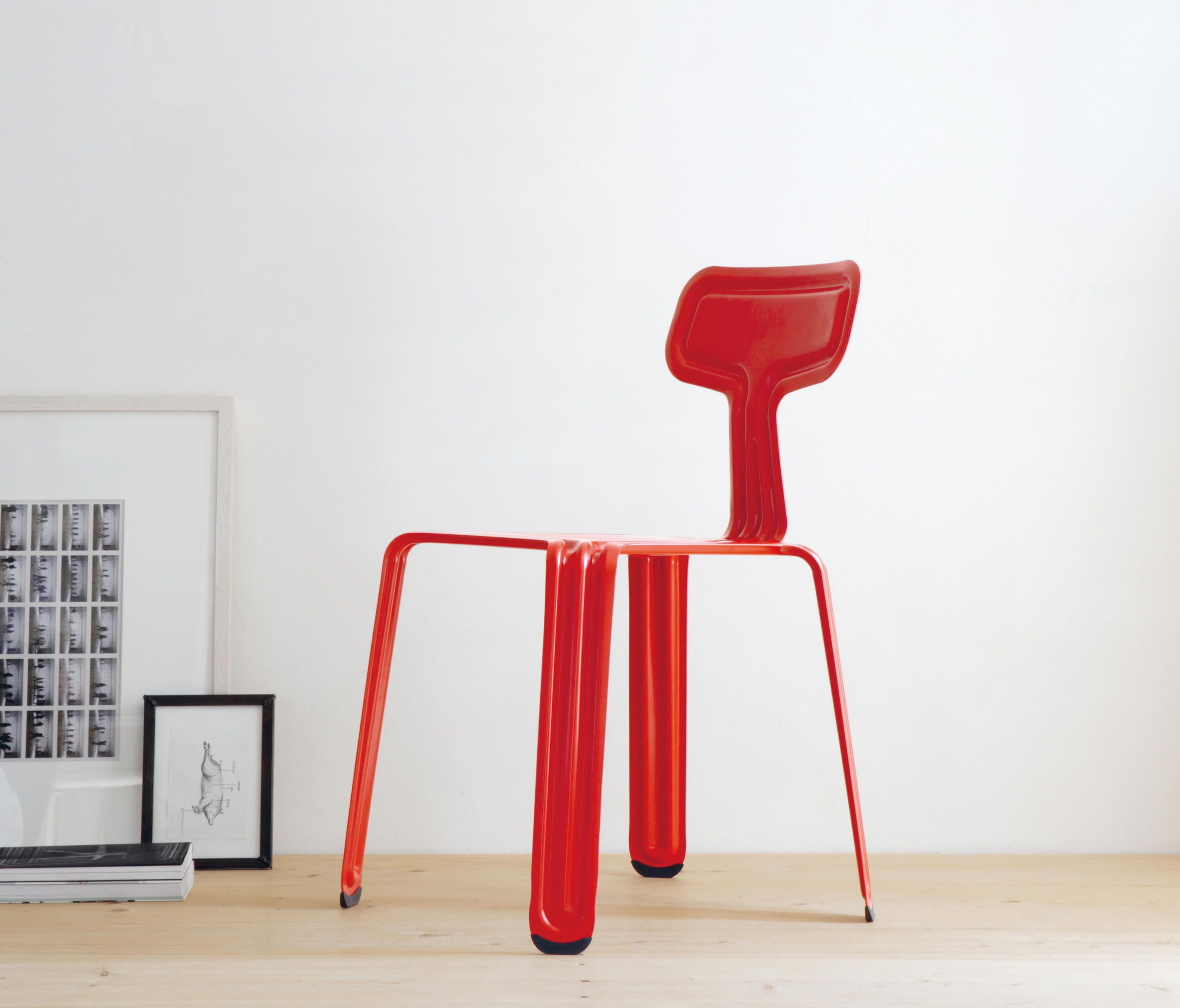 Moormann Pressed Chair Designed By Harry Thaler Made Out Of One  # Muebles Nadir Escalada