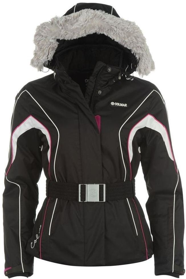 854df99780 Colmar Jewel Ski Jacket Ladies Black White