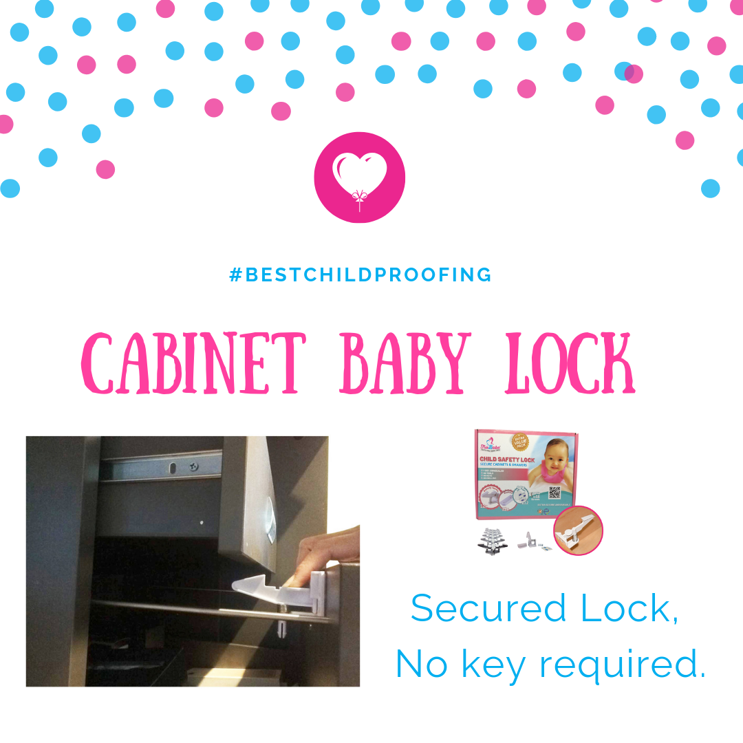 BestChildProofing Baby Lock by TruBabe Baby