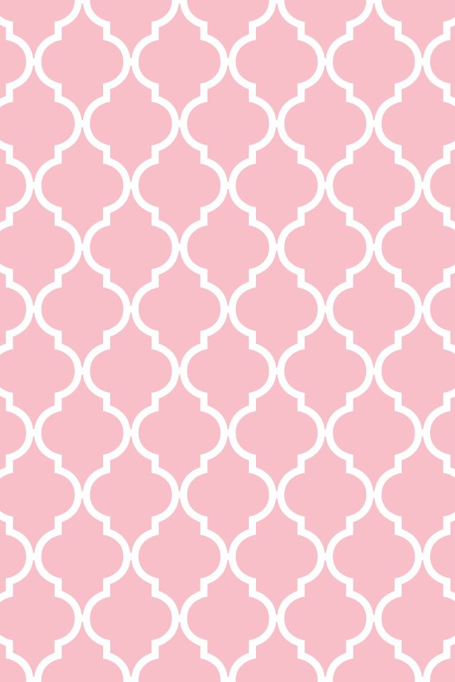 Quatrefoil Wallpaper For Iphone Ipad Light Aqua Rose Pink Each Color Is Available And These Designs Have Be