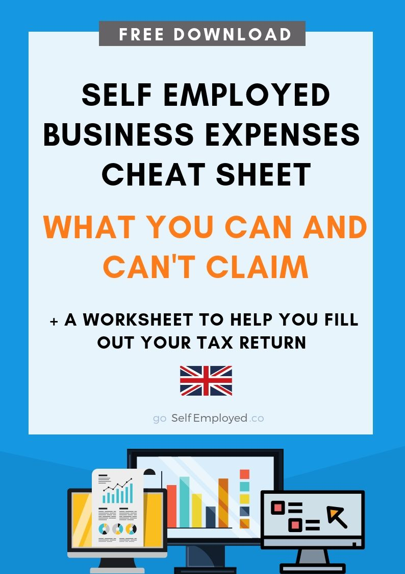 What Expenses Can You Claim As Self Employed on Your Tax Return