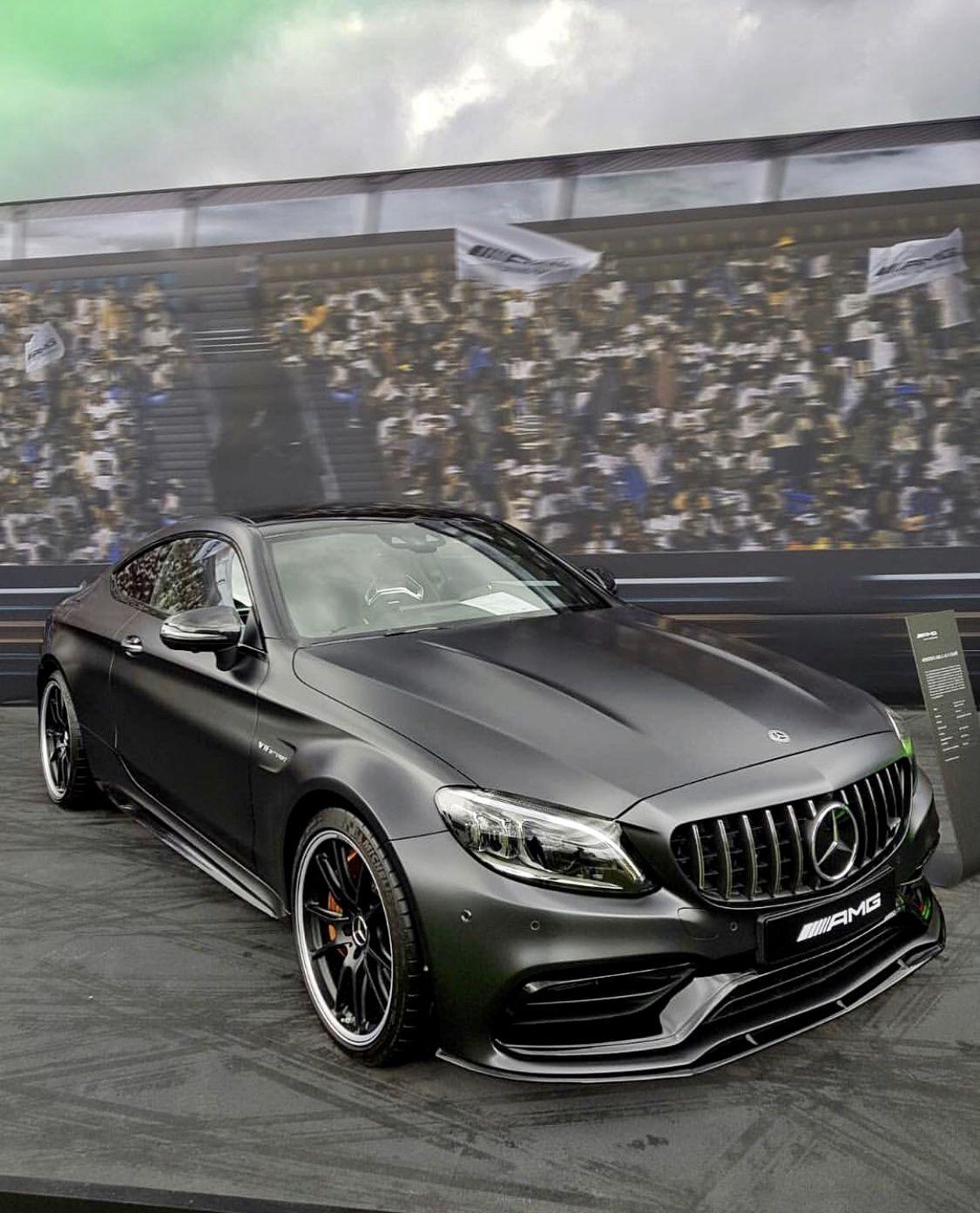 2019 Mercedes-Benz ////AMG C63s Aero-package