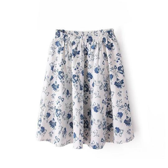 29ba1b19e1cf46 Summer High Waist Short Casual Skirts in 2019 | Women Skirts ...