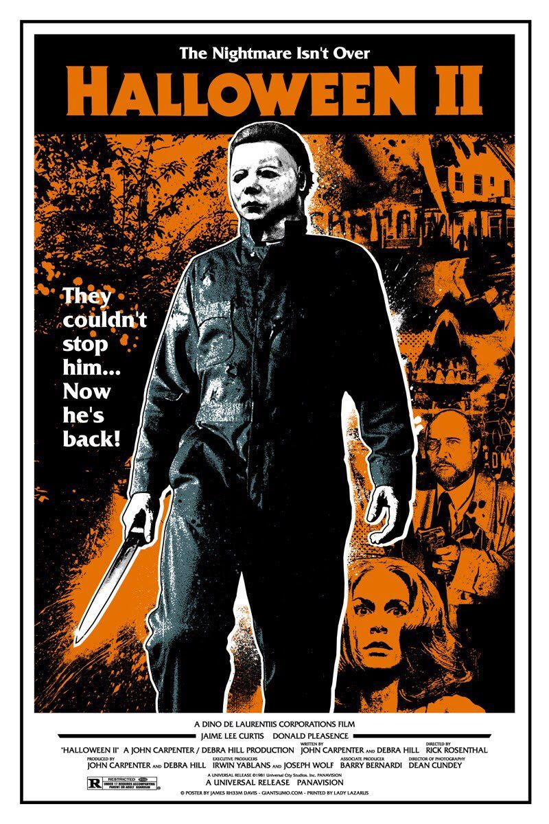 Embedded image in 2020 Halloween film, Halloween ii