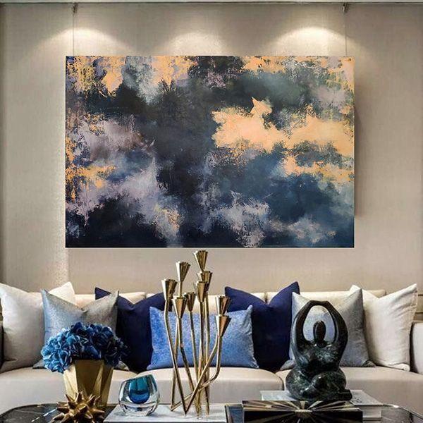 Contemporaryinterior Design Ideas: Creating The World Painting