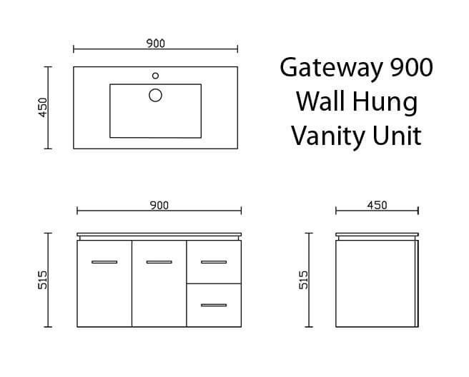 standard bathroom vanity sizes australia Bathroom Decor