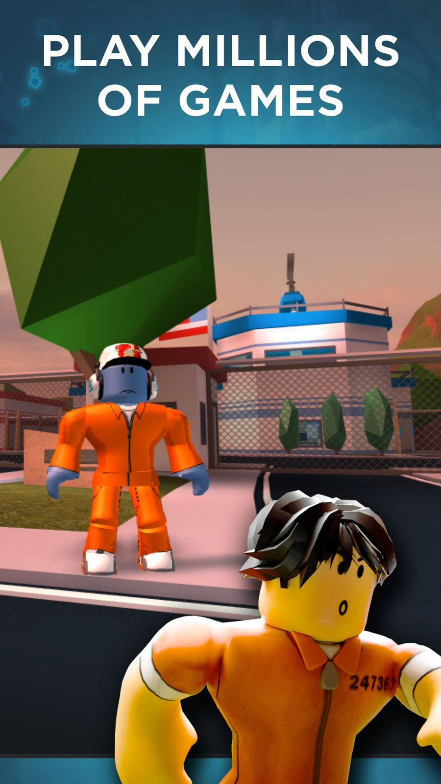 ROBLOX on the App Store Roblox, Game app, Ios apps