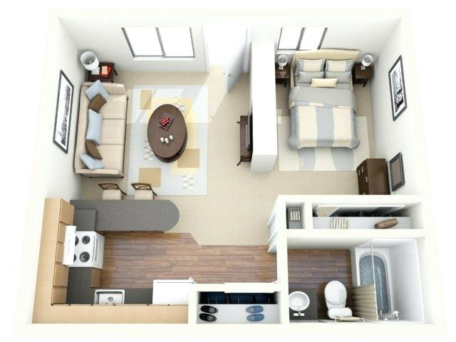 Can You Get An Apartment At 18 In Georgia Studio Apartment Floor Plans 400 Sq Ft Floor Plan Image 0 For The Studio Floor Plan Apartments F In 2020 Apartment Layout Studio Apartment Layout Apartment Floor Plans