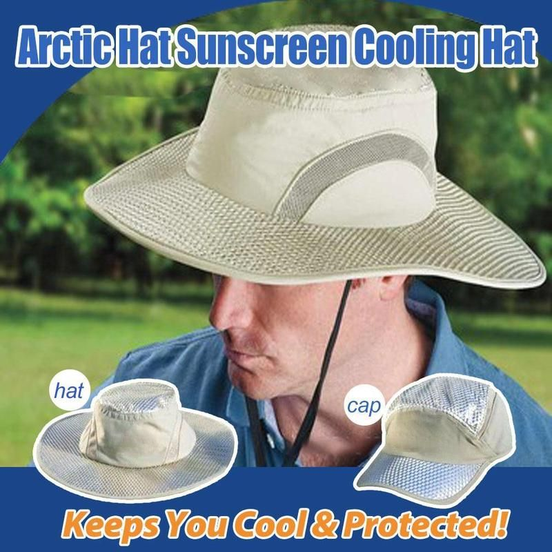 Hilifebox Arctic Hat Sunscreen Cooling Hat Hats Cool Hats