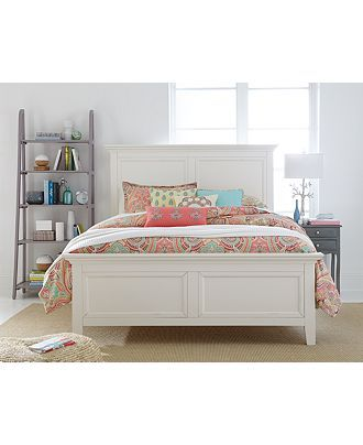 Sanibel Queen Bed, Created for Macy\'s | Furniture collection ...