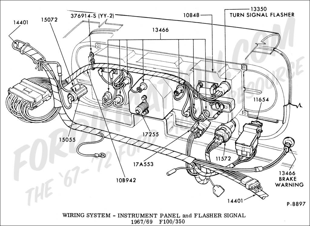 perfect ford harness wiring diagram 1969 f100 wiring harness