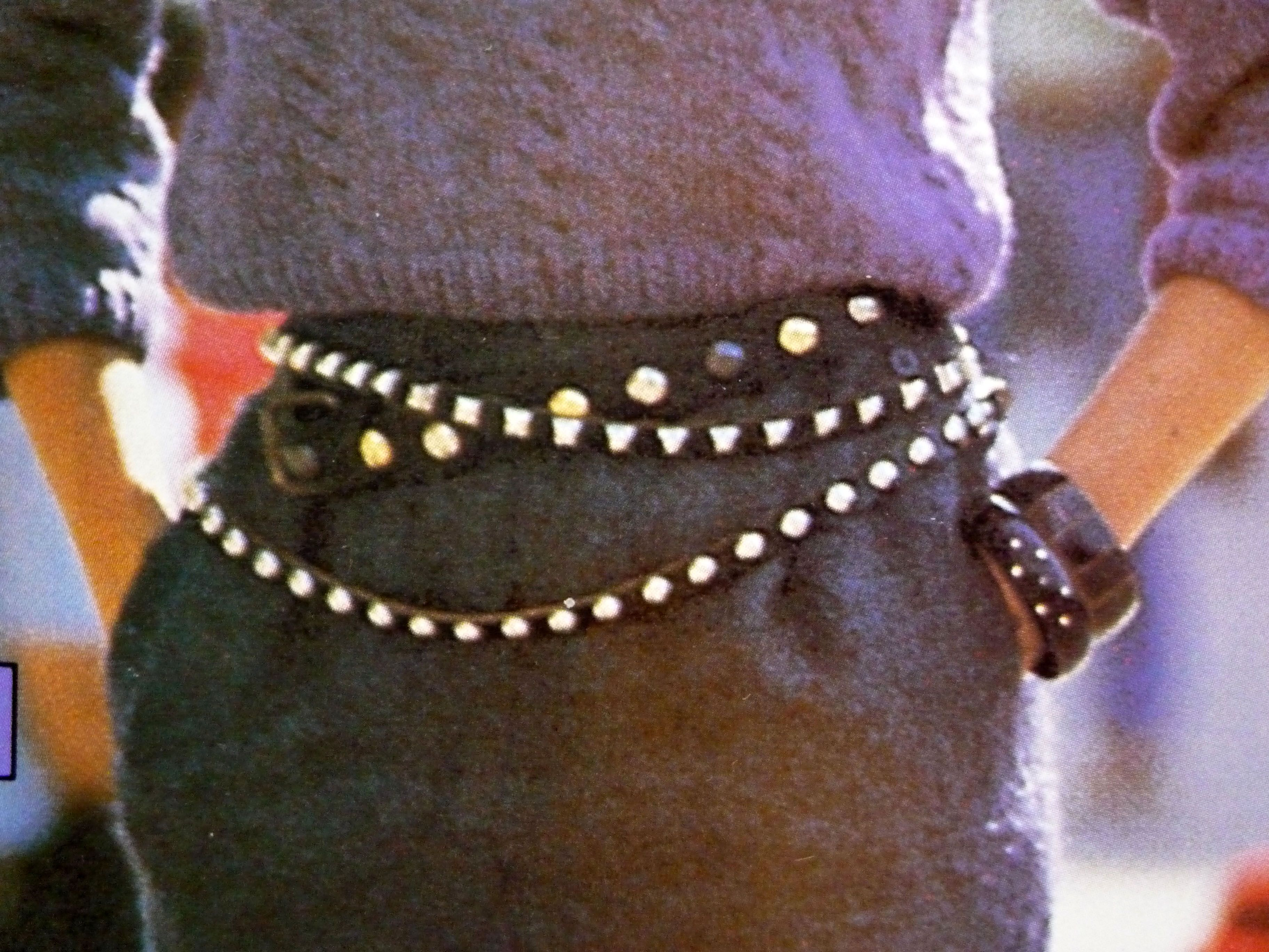 chain and studded belts   Belt, Studded belt, 80s accessories