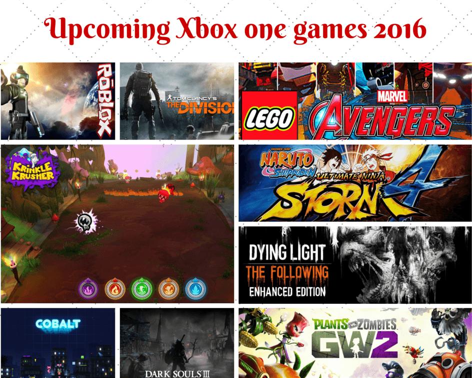 Xboxone2016 List Here we provide a list