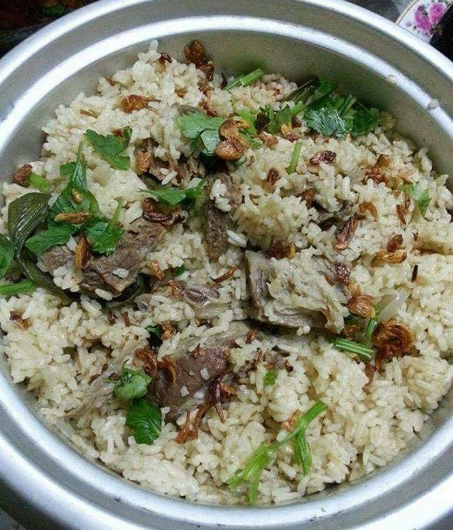 Resepi Nasi Daging Utara Dengan Air Asam Resep Masakan Indonesia Resep Masakan Masakan Simpel