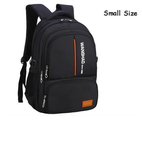2018 New Backpacks Children School Bags For Boys Girls Large Capacity  School Backpack Waterproof Satchel Kids Book Bag mochila 919ff84c04e1f