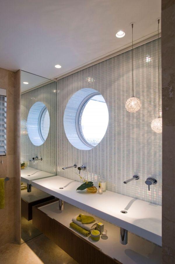 Moderne Badrenovierung  Idee, Planung Und Gestaltung Von Minosa Design  #badrenovierung #design #