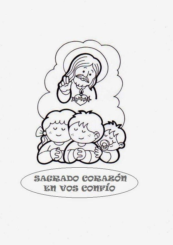 La Catequesis: Recursos Catequesis Sagrado Corazón de Jesús para el ...